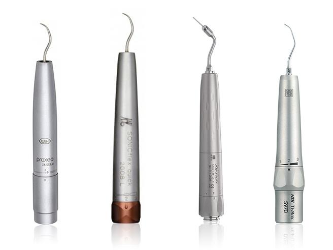 Réparations Détartreurs dentaires toutes marques et tous modèles - L'atelier dmd