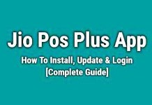 Jiopos plus application