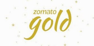Zomato gold membership