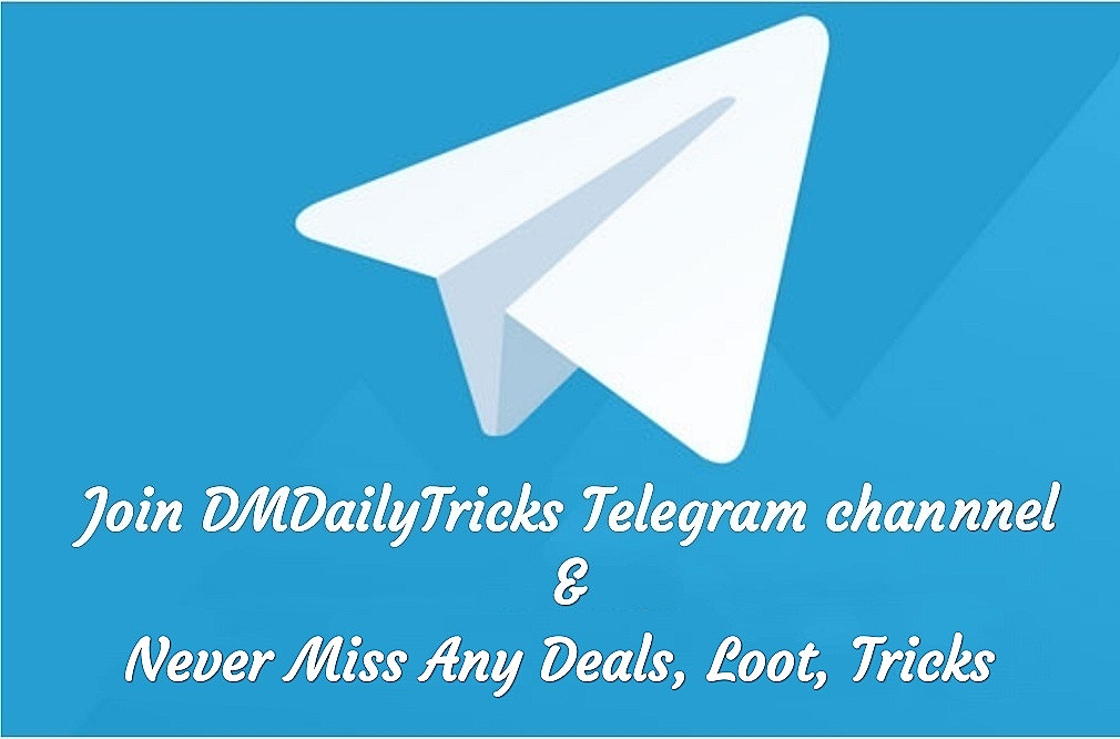 DMDailyTricks Telegram Channel