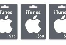 Apple iTunes Gift Card Code Generator