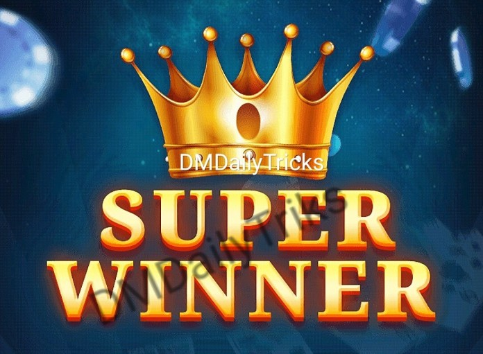 Super Winner App Referral Code