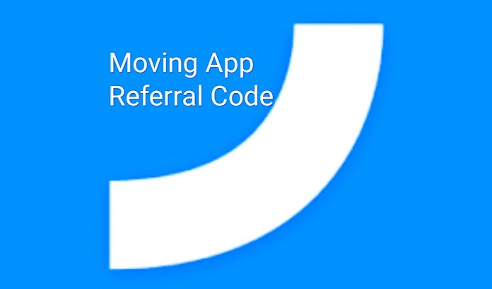 Moving App Referral Code