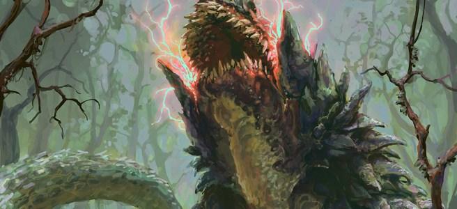 The Megabasil - a 5e basilisk variant for Dungeons & Dragons campagins