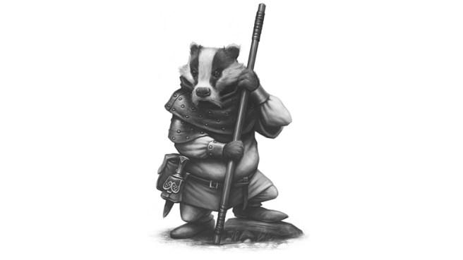 badgerfolk-druid
