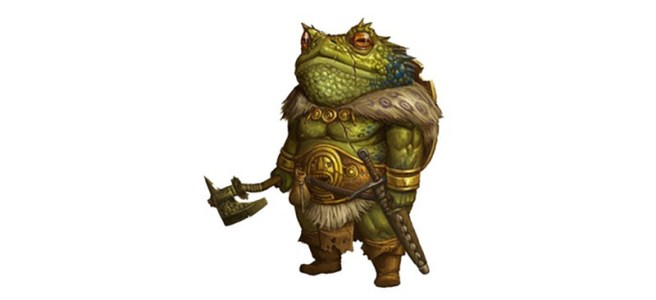 Bullywug Variants for Dungeons & Dragons 5th Edition