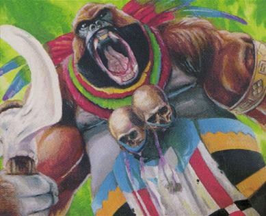 gorilla-warcry