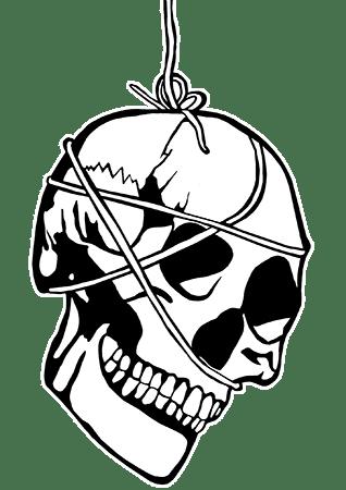 hanging-skull-medium