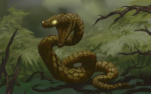 zombie-constrictor-snake