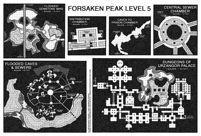forsaken-peak-level-5