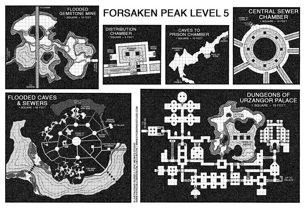 forsaken-peak-level-5