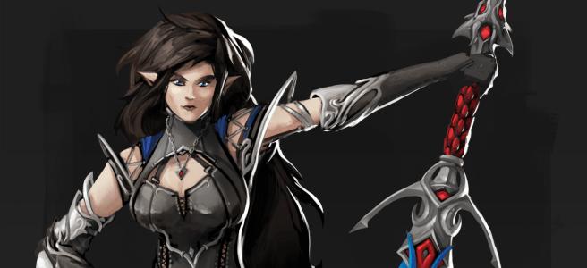 Hexblade Warlock Otherworldly Patron Variant | New Player