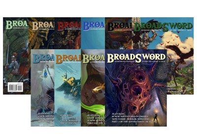 BroadSword Subscriptions