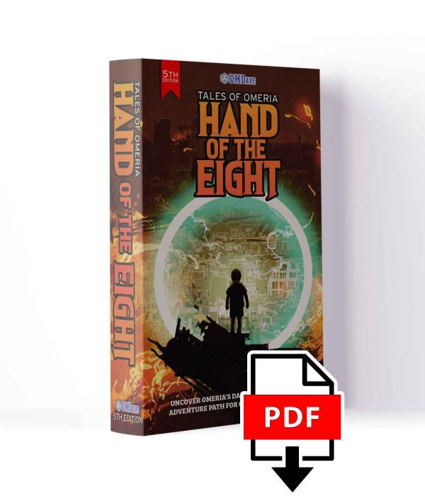 Hand of the Eight (PDF)