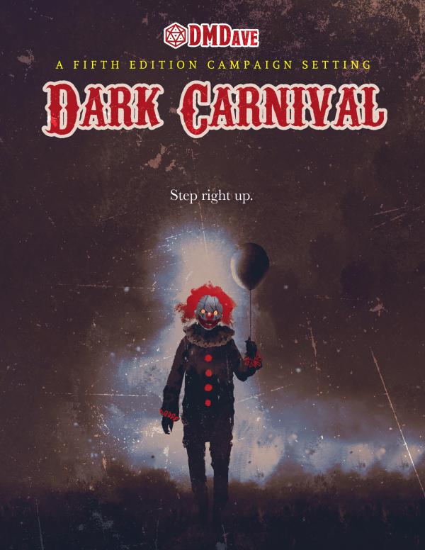 Dark Carnival cover