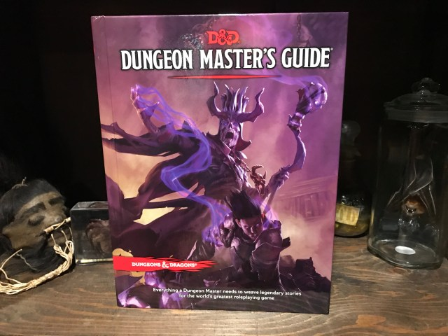 Write good d&d 5e adventures with the Dungeon Master's Guide