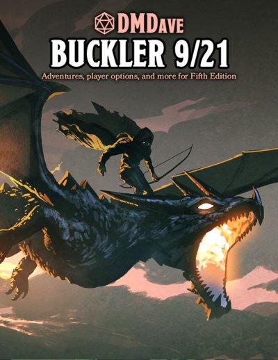 Buckler: September 2021