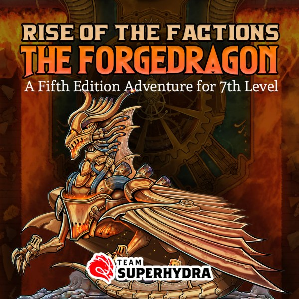 Team SuperHydra Digital Asset Pack for Rise of the Factions: The Forgedragon