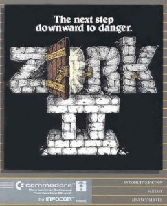 Zork II Box Art