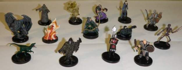 Top miniatures gallery