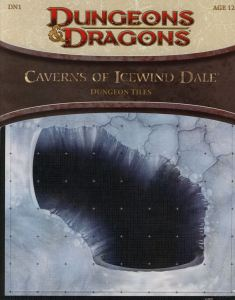 DN1 Caverns of Icewind Dale front cover