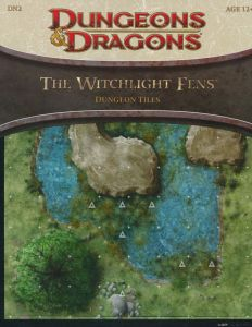 DN2 Witchlight Fens front cover