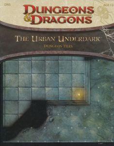 DN5 Urban Underdark front cover