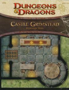 DN6 Castle Grimstead front cover