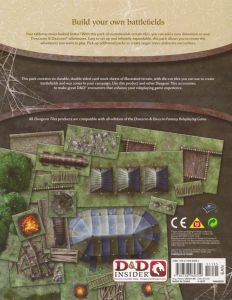 DN7 Ruins of War back cover