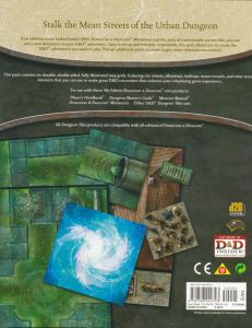 DU2 Streets of Shadow back cover