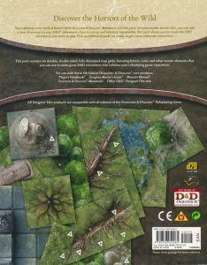DU5 Sinister Woods back cover