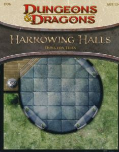 DU6 Harrowing Halls front cover