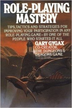 Role-Playing Mastery by Gary Gygax