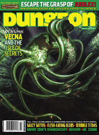 Dungeon magazine issue 132