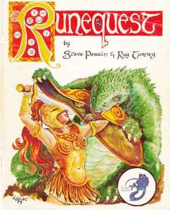 Runequest second edition