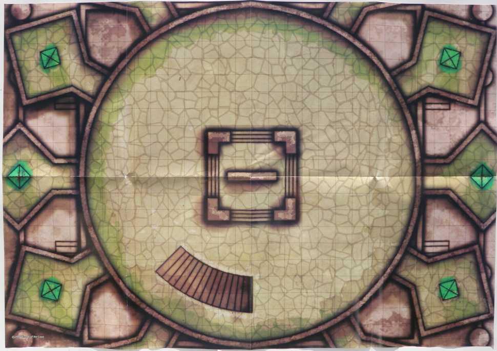 The best poster battle maps published for D&D | DMDavid