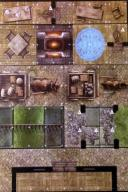 Dungeon Tiles Master Set - Dungeon 10B