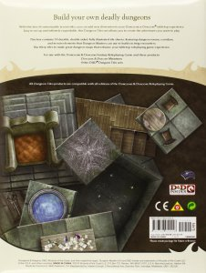 Dungeon Times Master Set The Dungeon