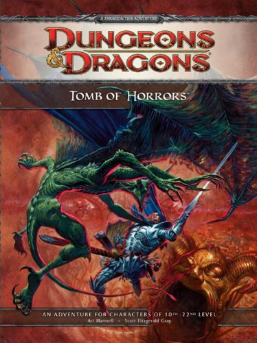 Tomb of Horrors tests patience, but still ranks as Dungeons