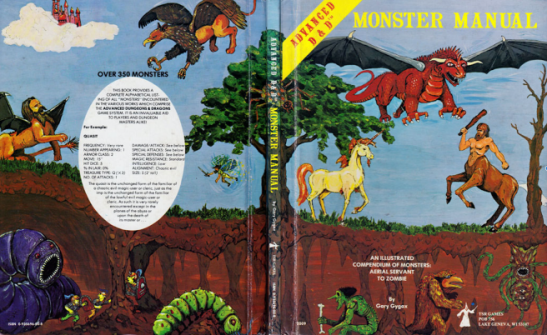 ADnD Monster Manual