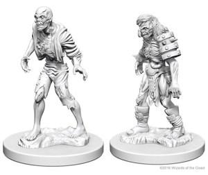 Nolzur's Marvelous Unpainted Minis: Zombies