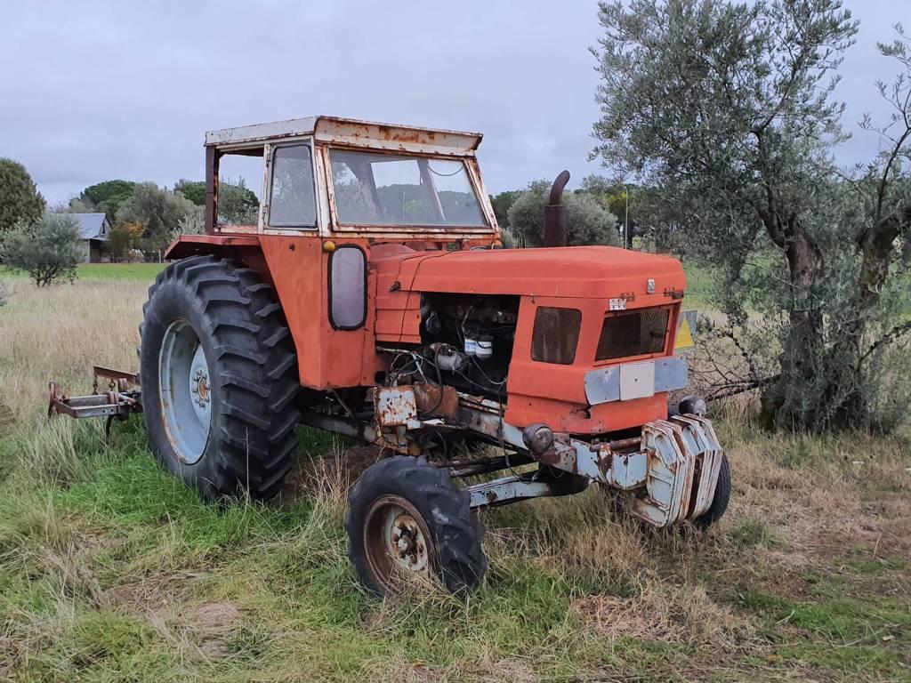 S20 Agricultura - el ANTES del tractor