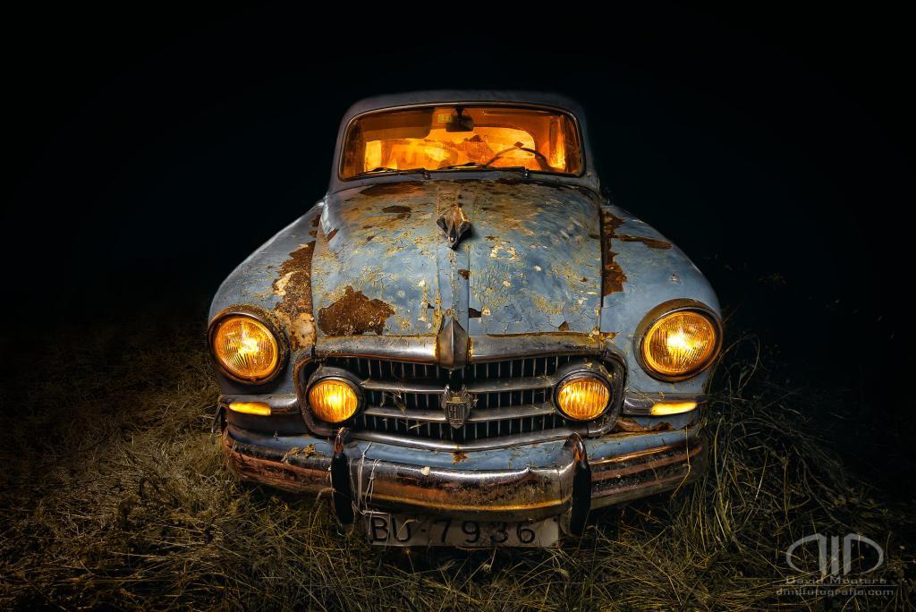 Seat 1400 1956 - DMD Fotografía