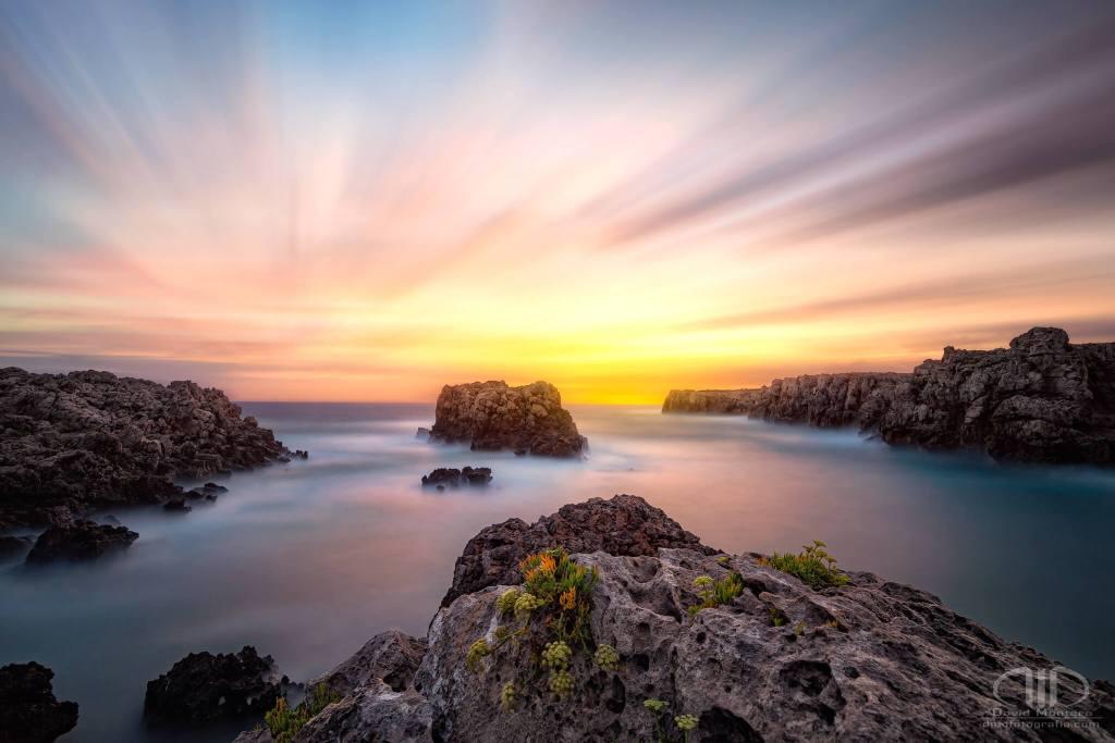 El final de la noche, Amanecer en Menorca - DMD Fotografía