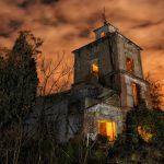 Haunted House – Un edificio tétrico en la oscuridad