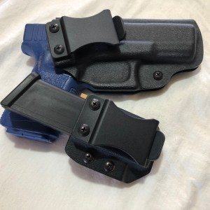 AIWB Glock 19 DME Holsters Glock 43x kydex holsters