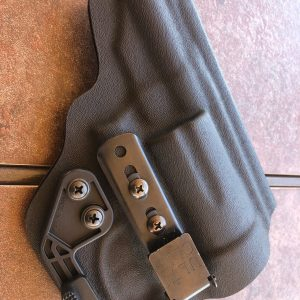 Ruger GP100 Kydex holster dmeholsters.com S&W Shield holster
