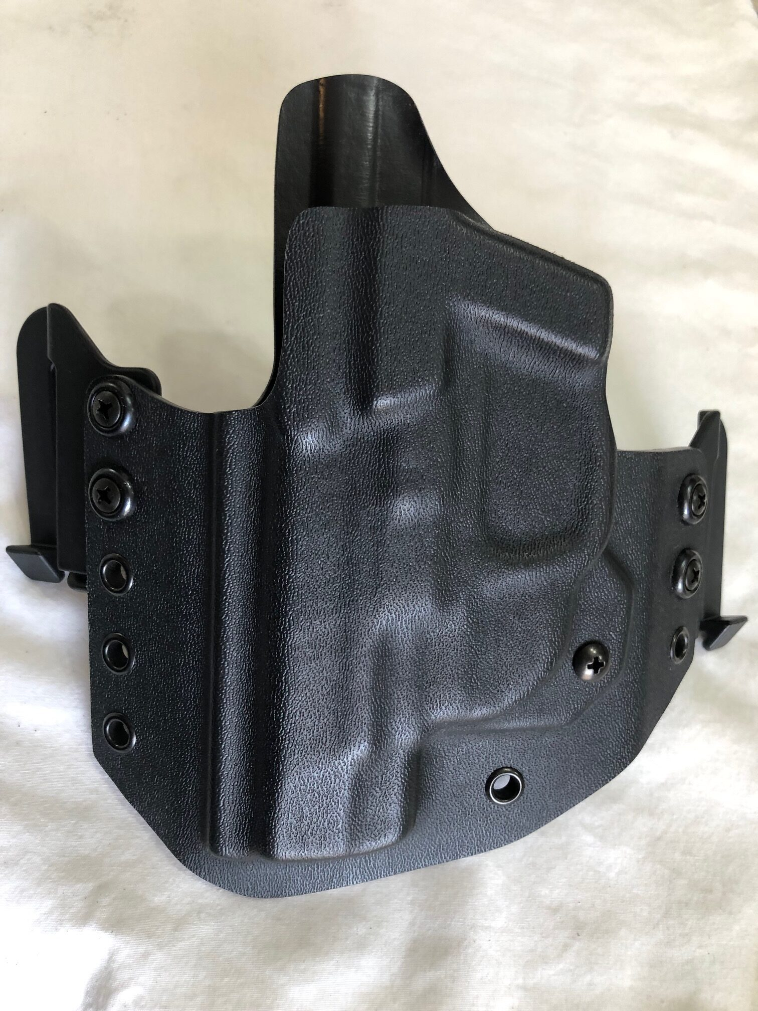 Pro-Tech Gun Holster plus Extra-Magazine Holder For Kahr P-380 with Laser