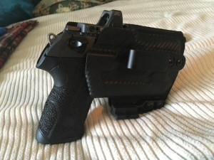 DME Holsters Standard AIWB Holster for the Langdon Tactical Beretta RMR PX4