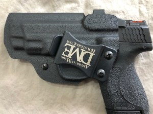 Performance Center shield RMR holster Standard IWB RMR holster by DME Holsters